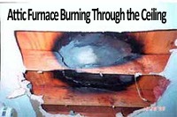 A recalled furnace must be repaired or the furnace replaced
