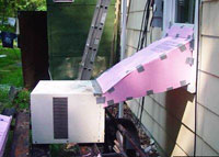 The best air conditioner will fail if not installed properly