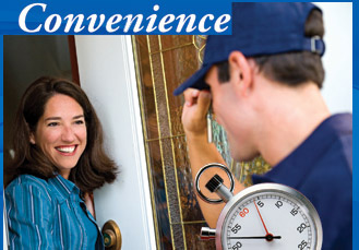 Fullerton heating and air conditioning. your furnace tune up will be on time