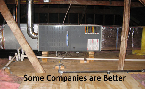 Air conditioning installation trane central air conditioning photos of trane central air conditioning installation installers guide freerunsca Choice Image